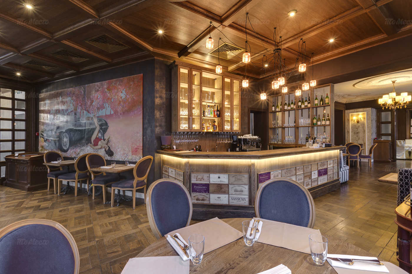 Ресторан Джакомо (Giacomo) на Средней улице фото 5
