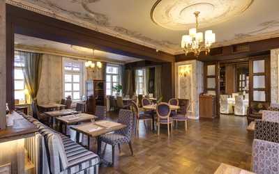 Банкетный зал ресторана Giacomo (Джакомо) на Средней улице фото 2