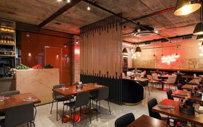 Банкетный зал ресторана Burger & Pizzetta на Большой Никитской фото 1