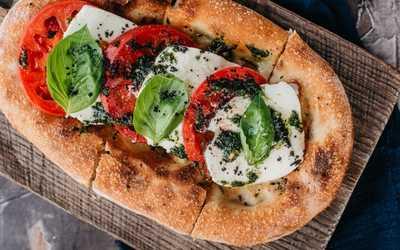 Меню ресторана Бургер и Пиццетта (Burger & Pizzetta) на Большой Никитской фото 3