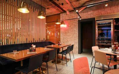 Банкетный зал ресторана Burger & Pizzetta на Большой Никитской фото 3