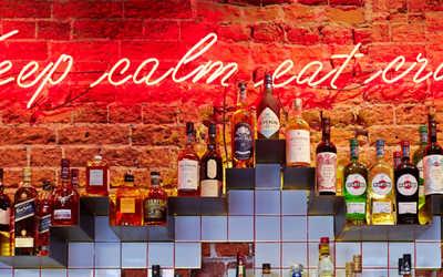Банкетный зал ресторана Crabber в Берсеневском переулке фото 3