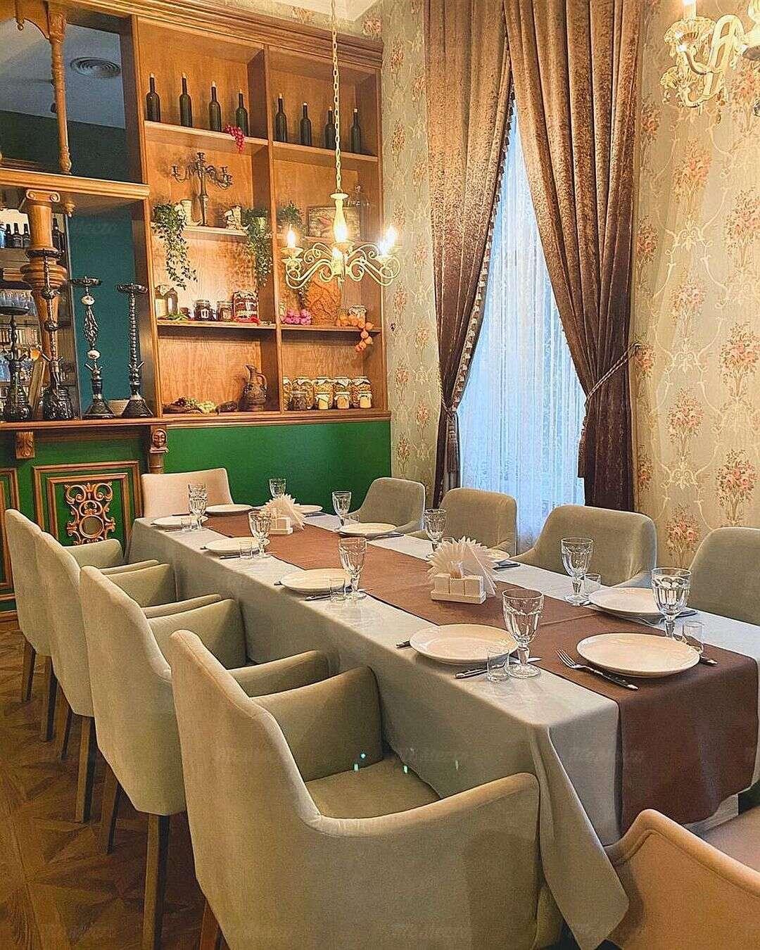 Ресторан Хванчкара на улице Селезнёва