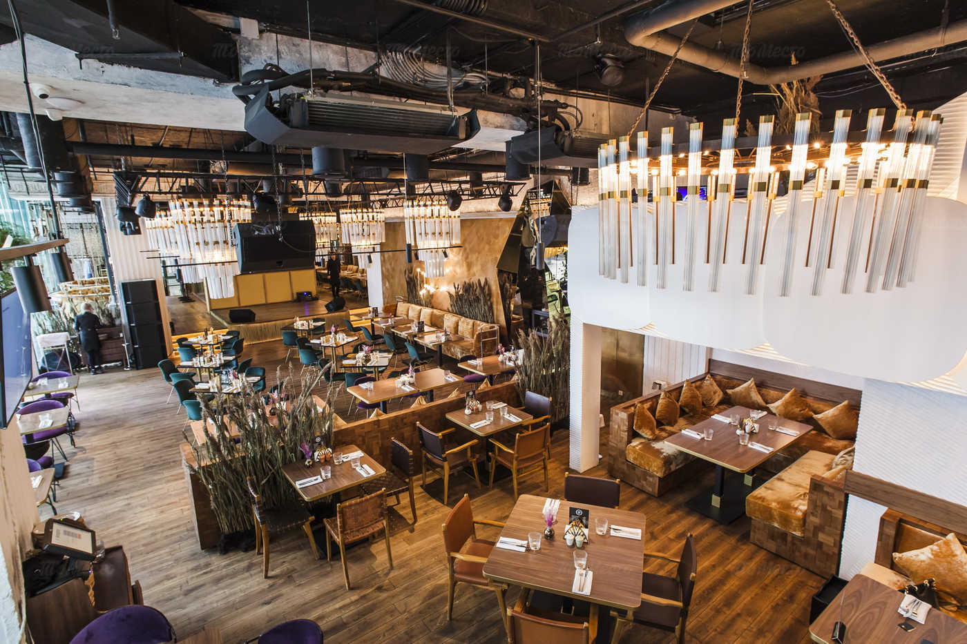 Ресторан Гранд Урюк Berezka (бывш. Березка City) На Пресненской набережной фото 13