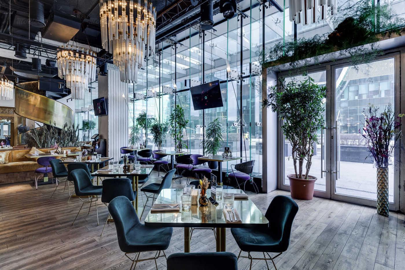 Ресторан Гранд Урюк Berezka (бывш. Березка City) На Пресненской набережной фото 5