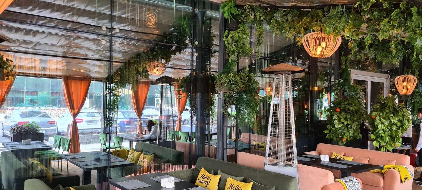 Ресторан Гранд Урюк Berezka (бывш. Березка City) На Пресненской набережной фото 15