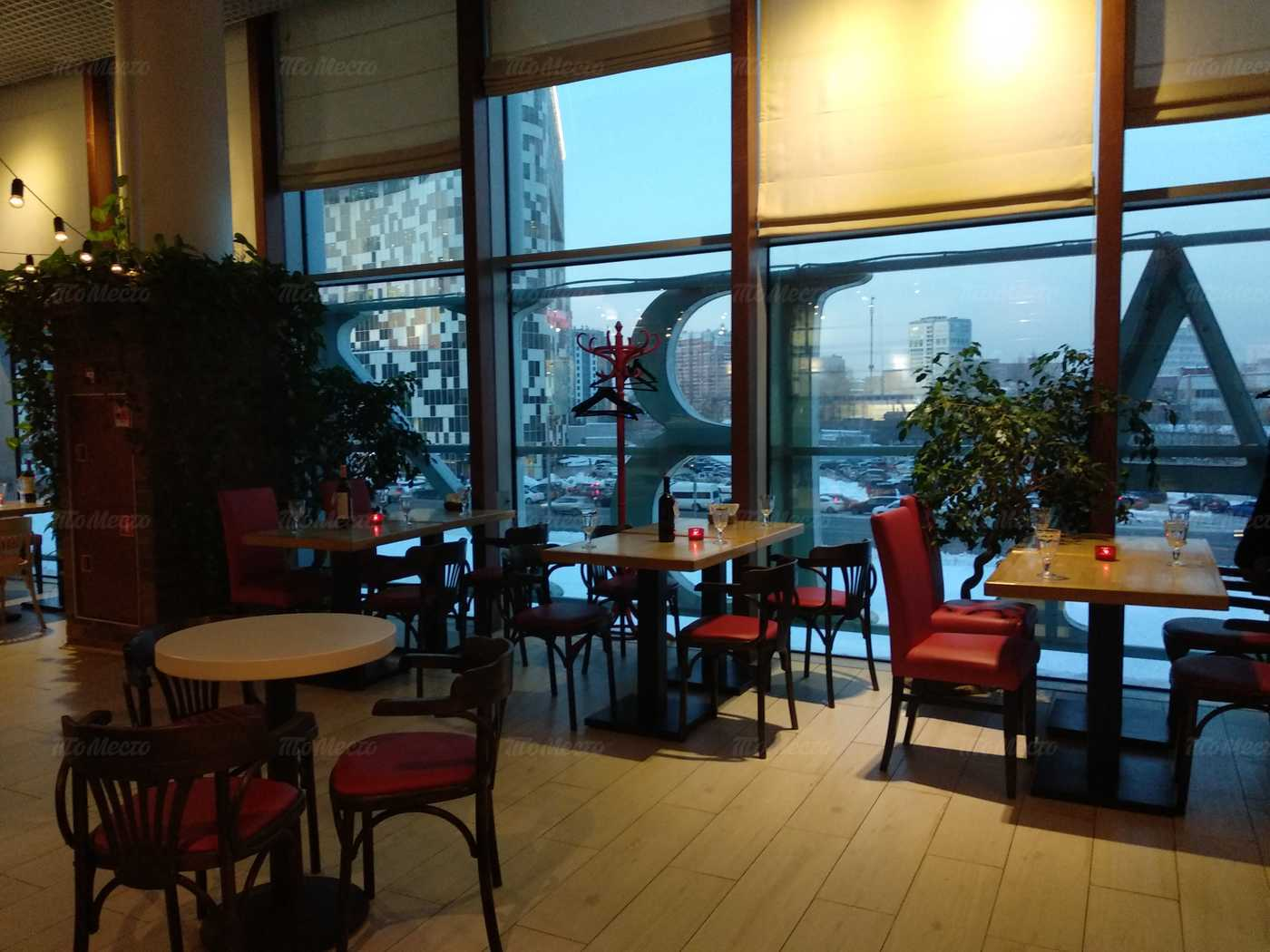 Кафе Rombouts (Ромбаутс) на Ходынском бульваре фото 2