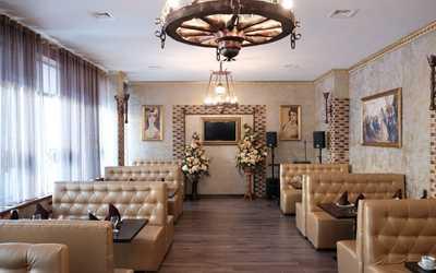 Банкетный зал кафе АРГО на Варшавском шоссе фото 1