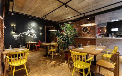 Банкетный зал ресторана Четыре сыра на Караванной фото 1