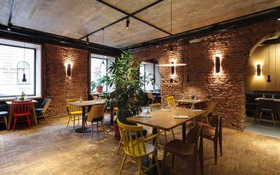 Банкетный зал ресторана Четыре сыра на Караванной фото 3