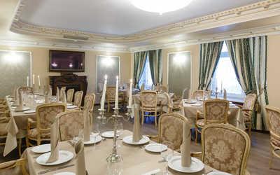 Банкетный зал ресторана Филетто на Ленинском проспекте фото 3
