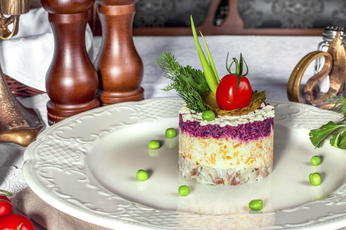 Меню ресторана 1913 год на Вознесенском проспекте фото 20