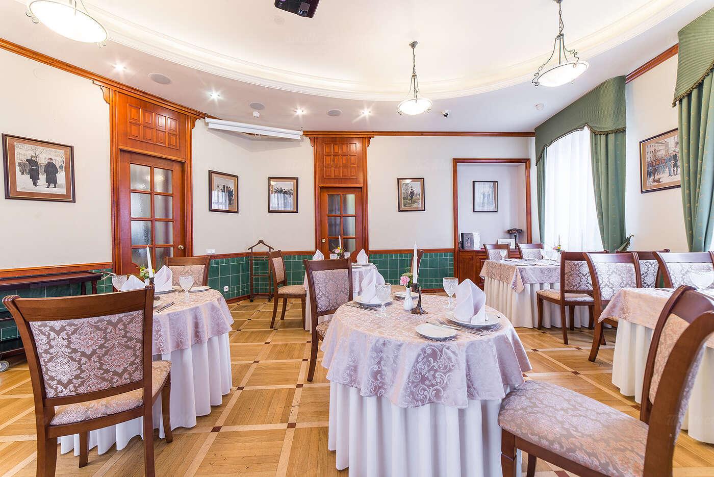 Ресторан 1913 год на Вознесенском проспекте