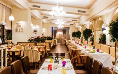 Банкетный зал ресторана Bottega Fiorentina (Боттега Фиорентина) на улице Гарибальди фото 2