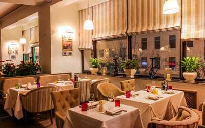 Банкетный зал ресторана Bottega Fiorentina (Боттега Фиорентина) на улице Гарибальди фото 1