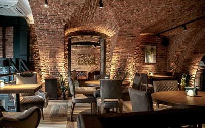 Банкетный зал ресторана Chili Cafe на набережной канала Грибоедова фото 2