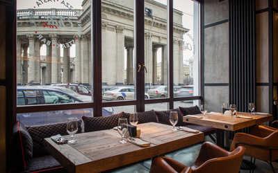 Банкетный зал ресторана Chili Cafe (Чили Кафе) на набережной канала Грибоедова фото 2