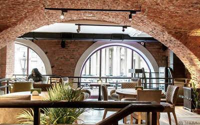 Банкетный зал ресторана Chili Cafe на набережной канала Грибоедова фото 3