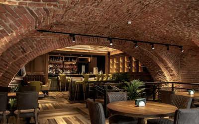 Банкетный зал ресторана Chili Cafe на набережной канала Грибоедова фото 1