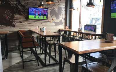Банкетный зал бара BarDuck на улице Кави Наджми фото 2