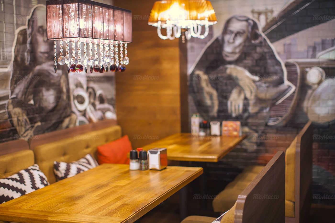 Банкеты ресторана Нью-Йорк пицца и гриль на Серебрянической набережной фото 5