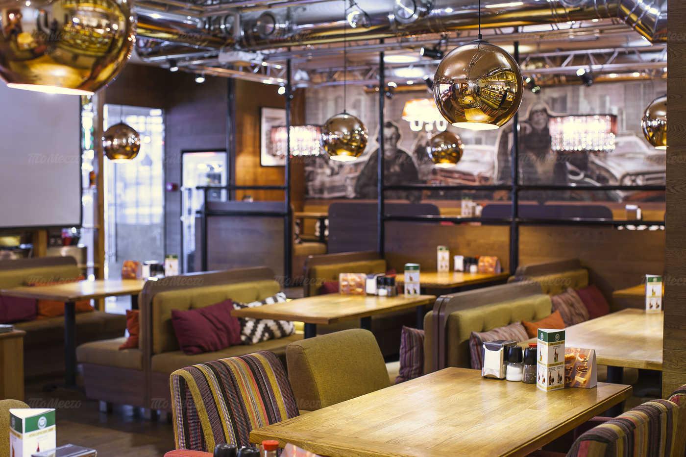 Ресторан Нью-Йорк пицца и гриль на Серебрянической набережной