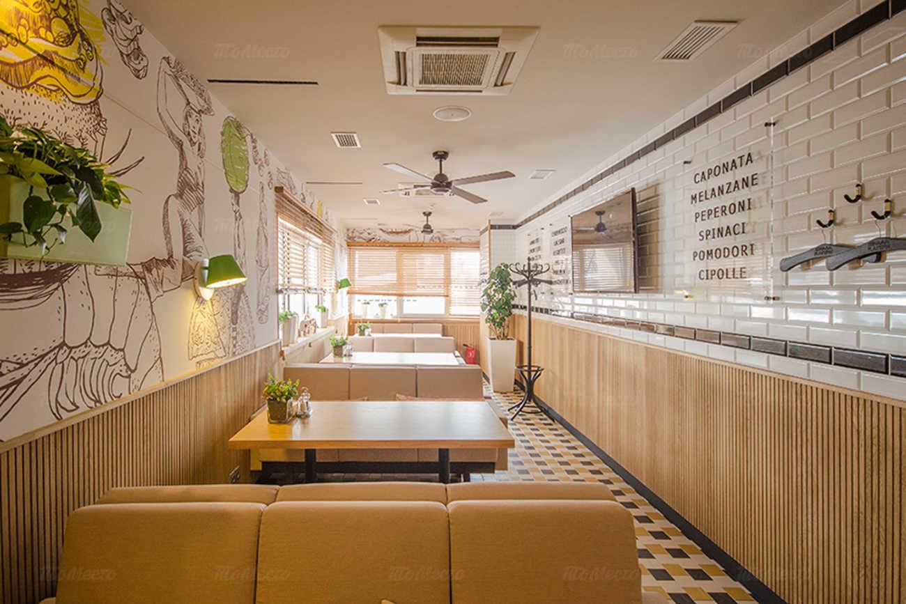 Ресторан Вилла Капри на улице Комсомольской фото 3