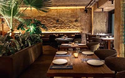 Банкетный зал ресторана Dante kitchen & bar (Данте) на Кузнецком мосту фото 3