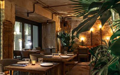 Банкетный зал ресторана Dante kitchen & bar (Данте) на Кузнецком мосту фото 1