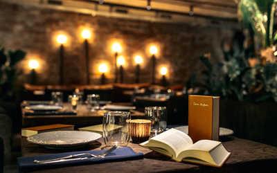 Банкетный зал ресторана Dante kitchen & bar (Данте) на Кузнецком мосту фото 2