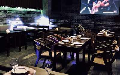 Банкетный зал караоке клуба Bar-Les (Бар-Лес) на Липецкой улице фото 2