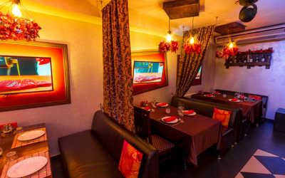 Банкетный зал стейк-хауса Мясо на улице Лермонтова фото 3