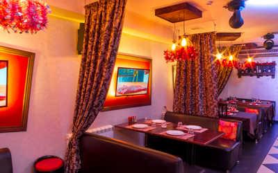Банкетный зал стейк-хауса Мясо на улице Лермонтова фото 2