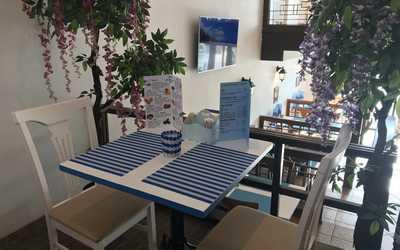 Банкетный зал ресторана Эль Греко на проспекте Славы фото 2