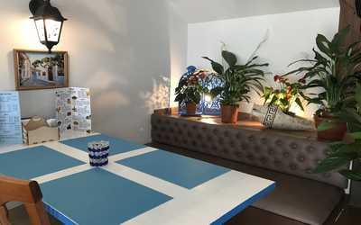 Банкетный зал ресторана Эль Греко на проспекте Славы фото 1