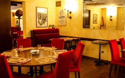 Банкетный зал ресторана Чичи-Бичи на Малой Морской фото 1