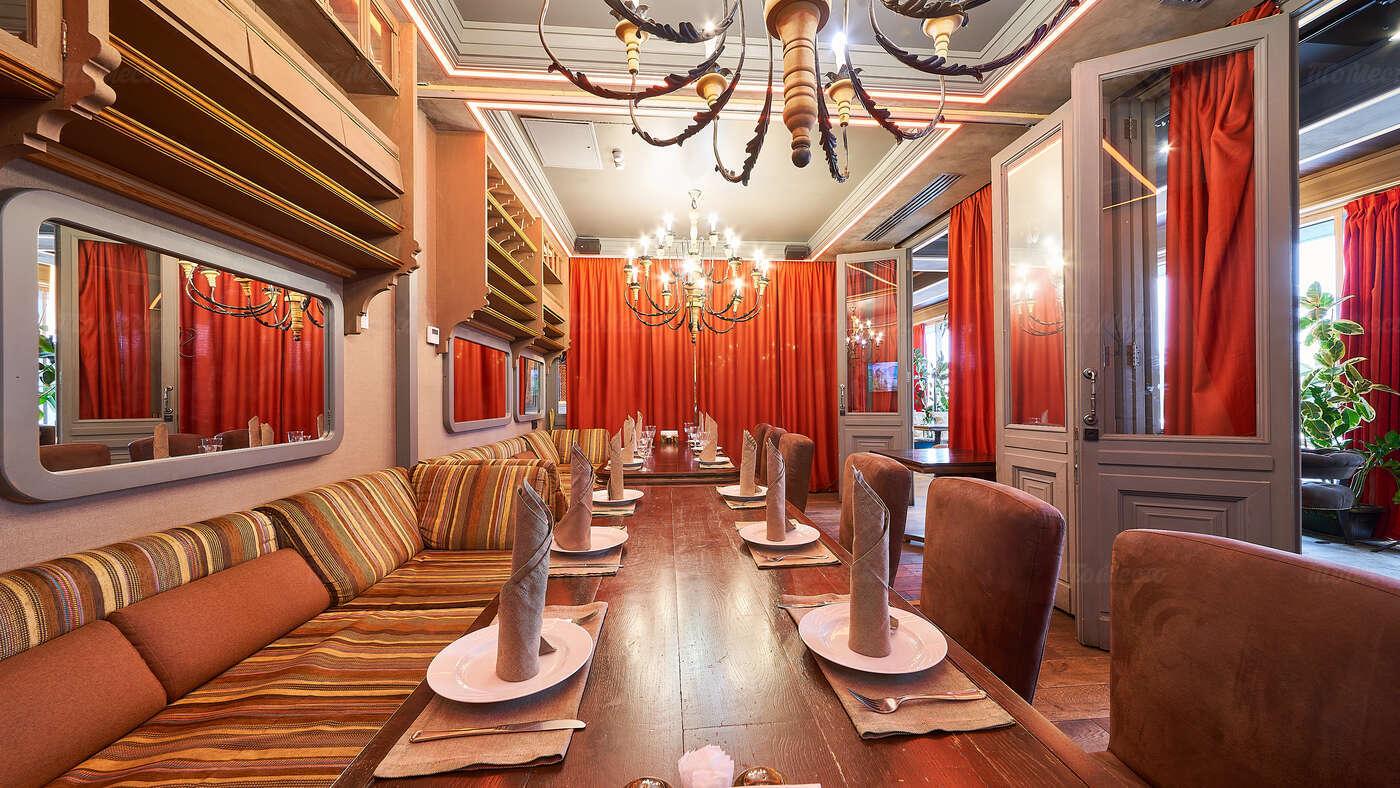 Банкеты ресторана Урюк на Вернадского фото 15