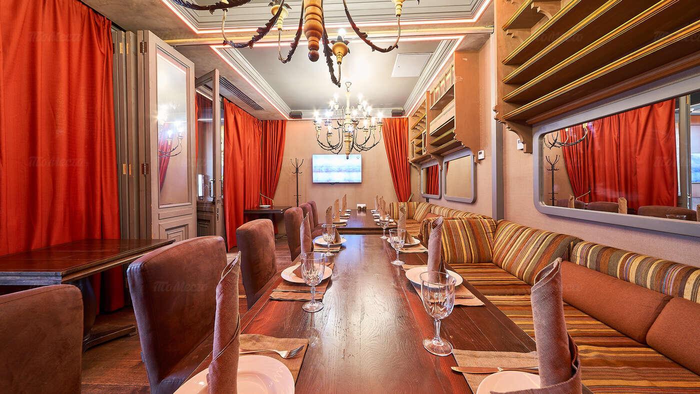 Банкеты ресторана Урюк на Вернадского фото 16