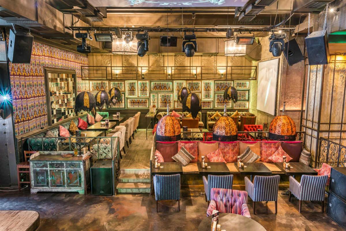 Банкеты ресторана Урюк на Пушкинской площади фото 3