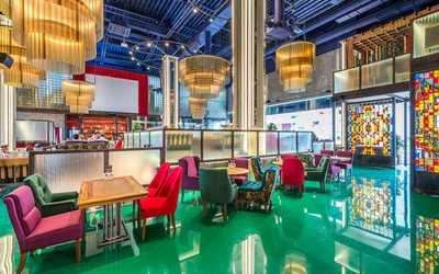 Банкеты ресторана Урюк на Автозаводской фото 1