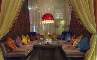Банкеты ресторана Урюк на Цветном бульваре фото 3