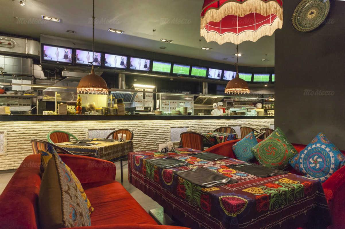 Ресторан Урюк на Цветном бульваре