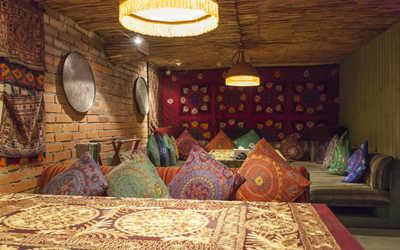 Банкеты ресторана Урюк на Цветном бульваре фото 2