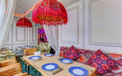 Банкеты ресторана Урюк На Мира фото 3