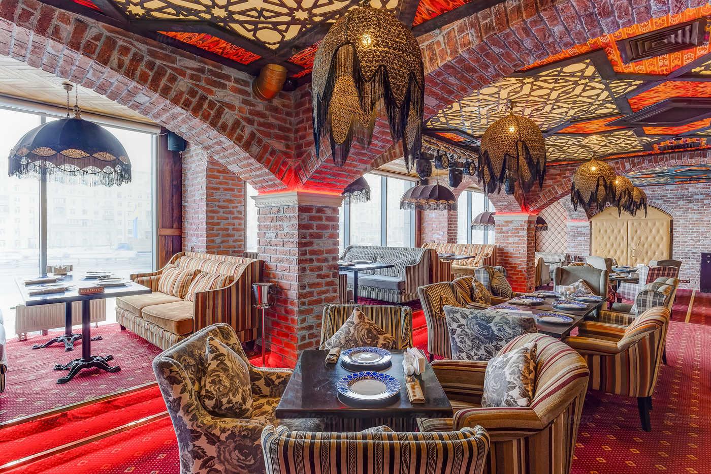Банкеты ресторана Урюк На Мира фото 24
