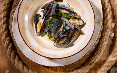 Меню ресторана Рыбное место на Нижней Сыромятнической фото 1