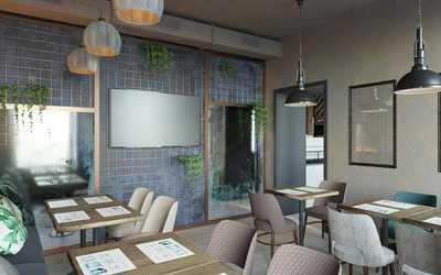 Банкетный зал ресторана Gustogram на Невском проспекте фото 3