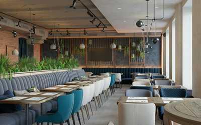 Банкетный зал ресторана Gustogram на Невском проспекте фото 1