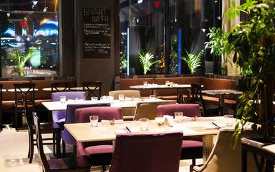 Банкетный зал ресторана Траттория Модерна (Trattoria Moderna) на Новоданиловской набережной фото 1