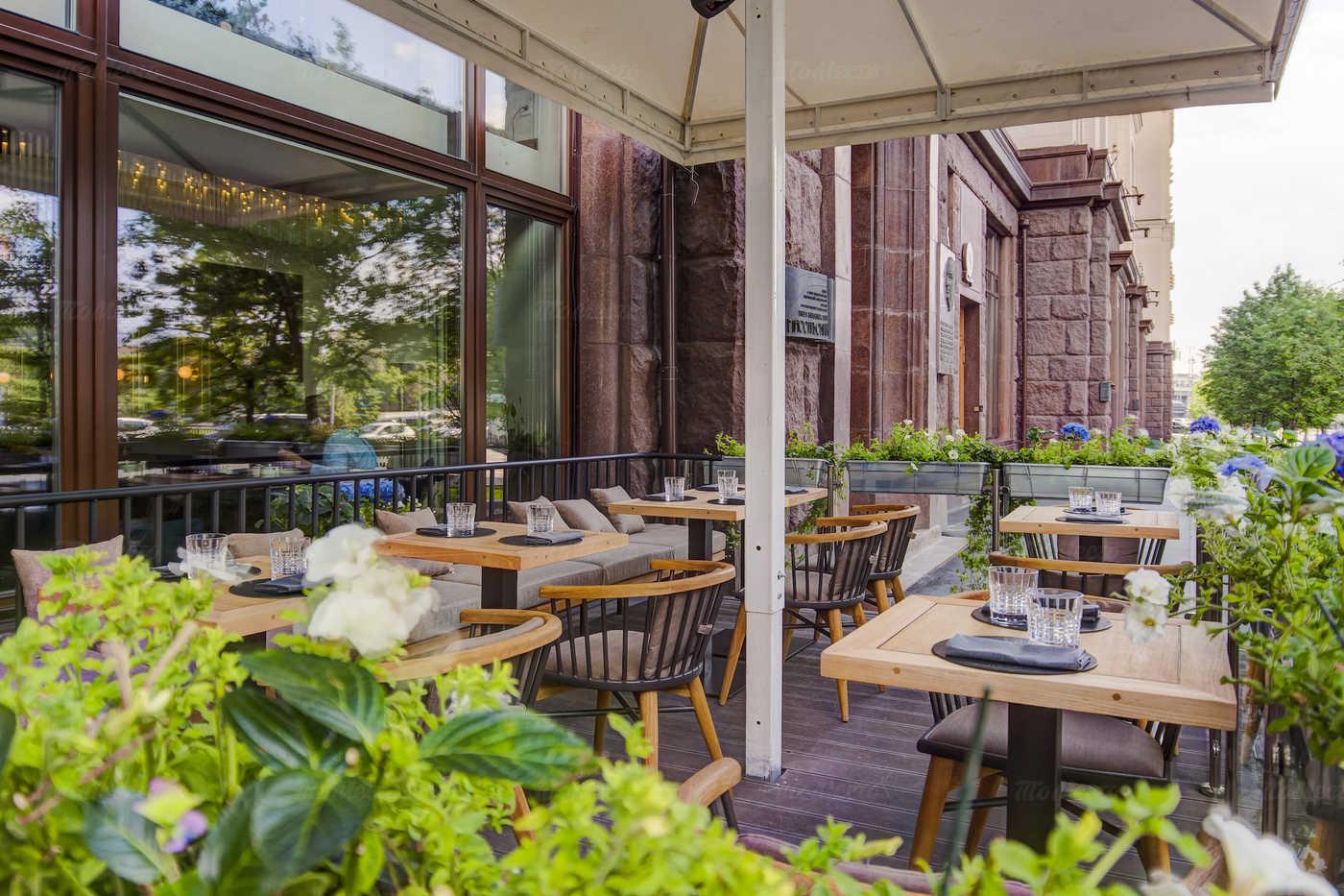 Ресторан Stories на Котельнической набережной фото 5